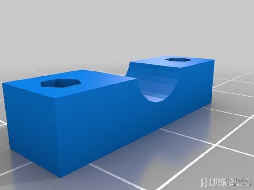 ScribbleJ CoreXY打印机 3D模型  图21