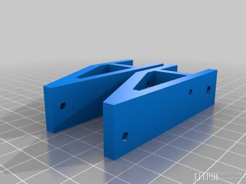 ScribbleJ CoreXY打印机 3D模型  图23
