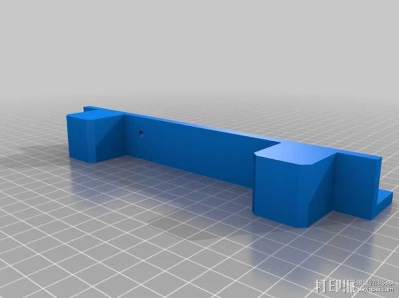 Core XY Printer打印机 3D模型  图2