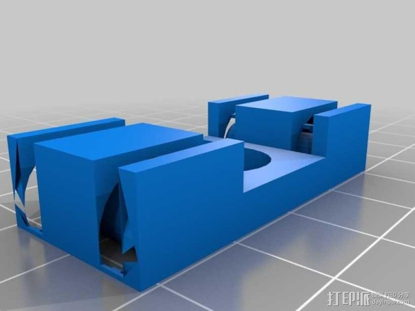 Core XY Printer打印机 3D模型  图3