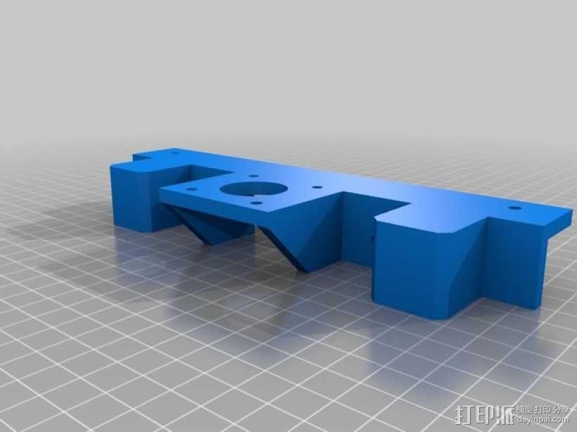 Core XY Printer打印机 3D模型  图6