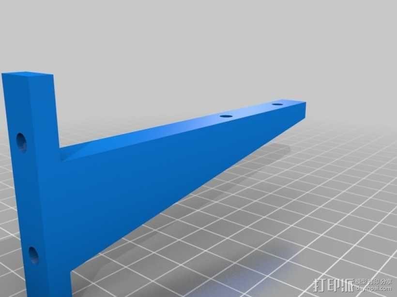 Core XY Printer打印机 3D模型  图7