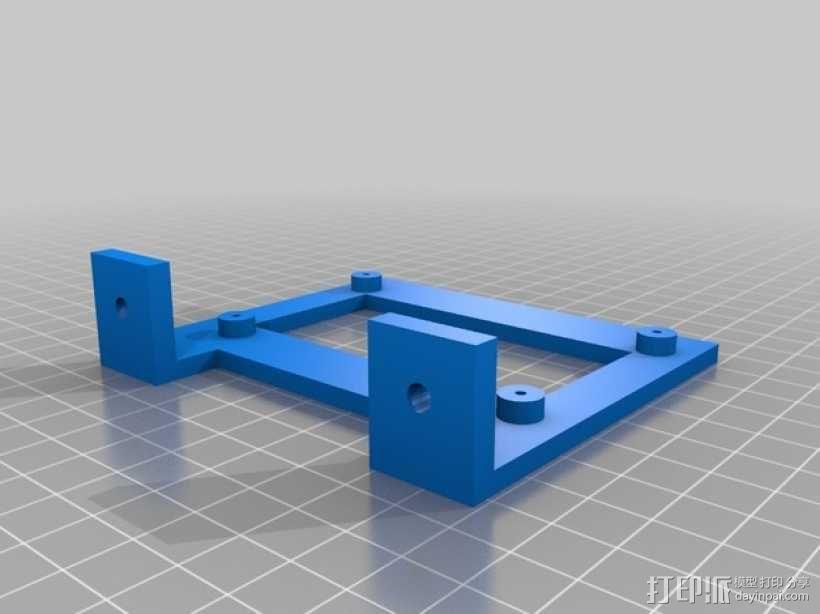 Core XY Printer打印机 3D模型  图9