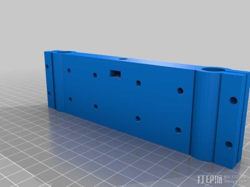 Core XY Printer打印机 3D模型  图8