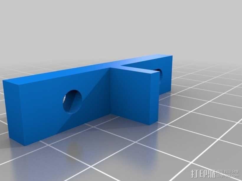 Core XY Printer打印机 3D模型  图13