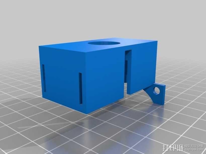Core XY Printer打印机 3D模型  图11