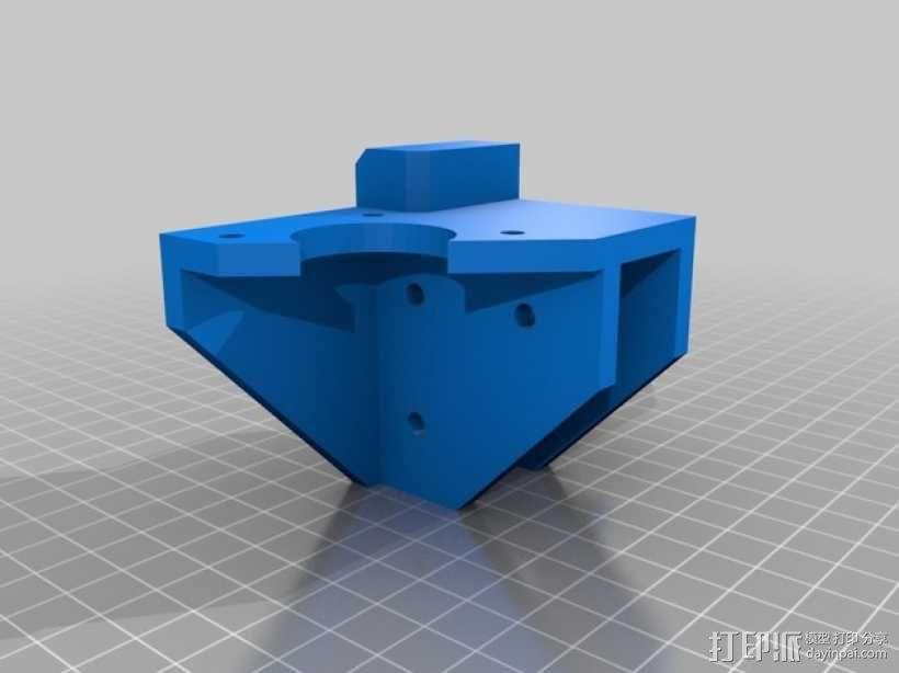 Core XY Printer打印机 3D模型  图12