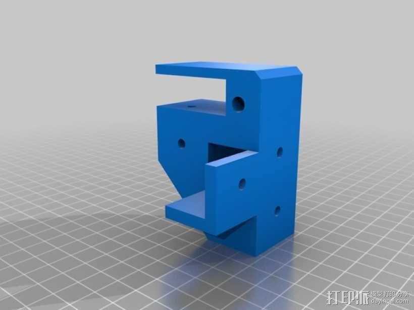 Core XY Printer打印机 3D模型  图15