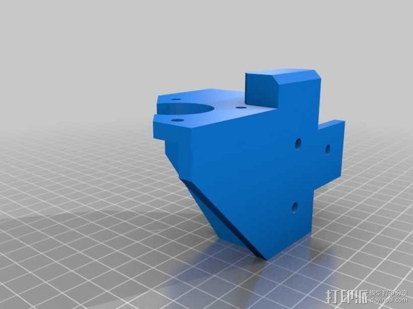 Core XY Printer打印机 3D模型  图14