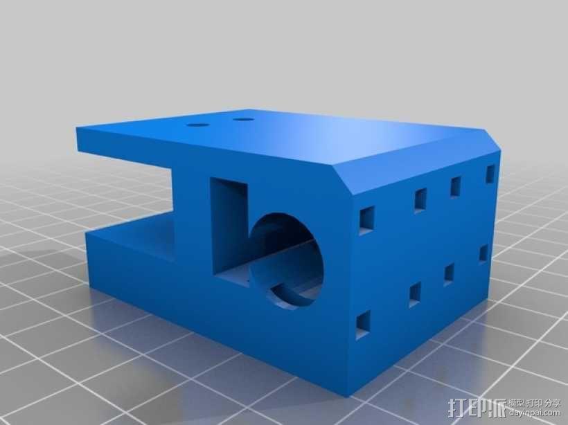 Core XY Printer打印机 3D模型  图17