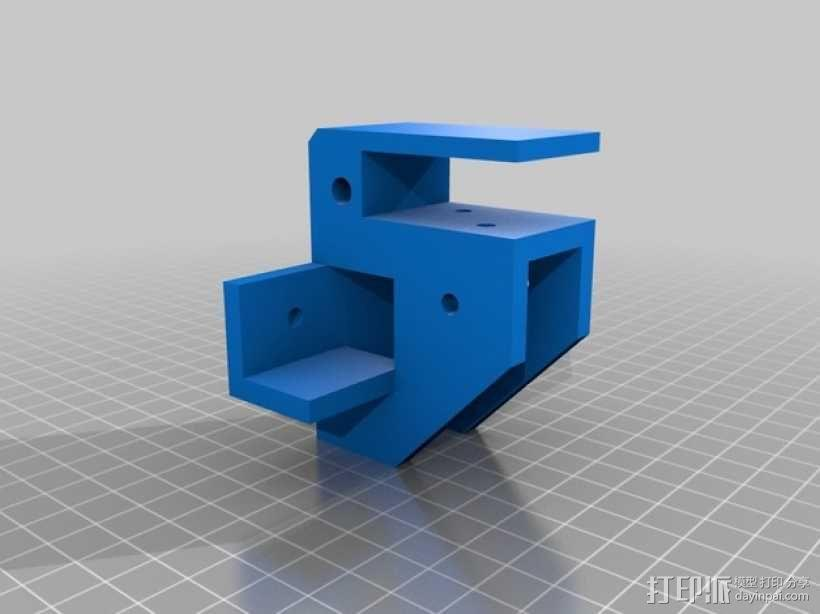Core XY Printer打印机 3D模型  图16