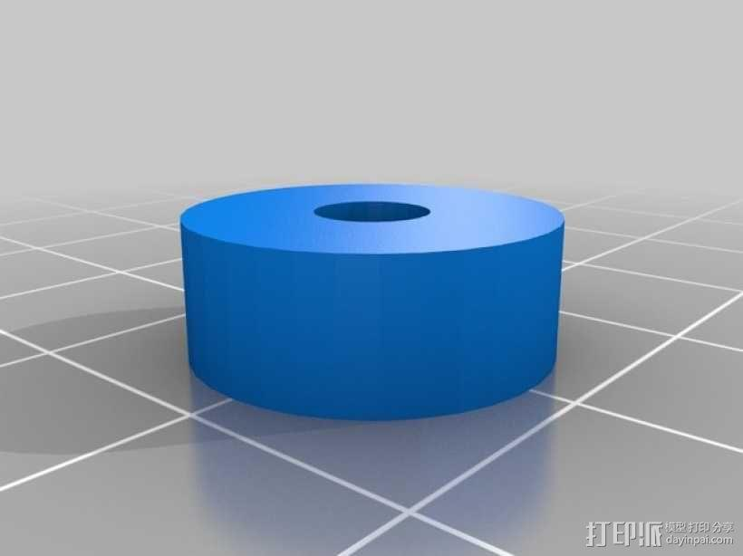 Core XY Printer打印机 3D模型  图18