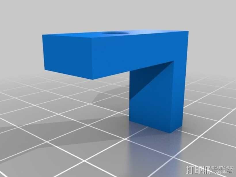 Core XY Printer打印机 3D模型  图19