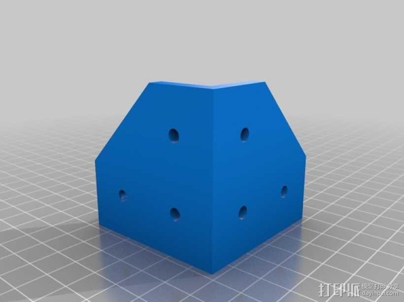 Core XY Printer打印机 3D模型  图21