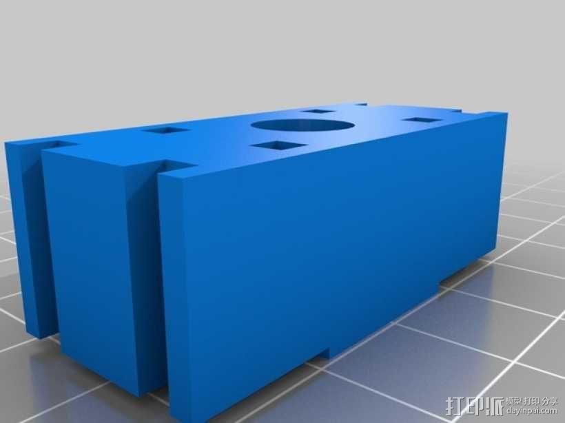 Core XY Printer打印机 3D模型  图20