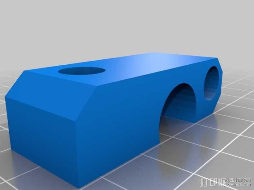 Core XY Printer打印机 3D模型  图23