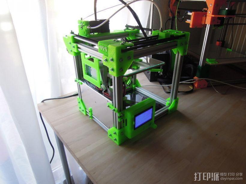 Core XY Printer打印机 3D模型  图26