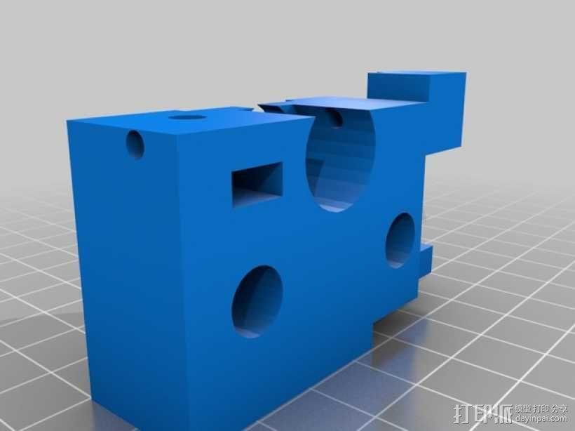Core XY Printer打印机 3D模型  图24