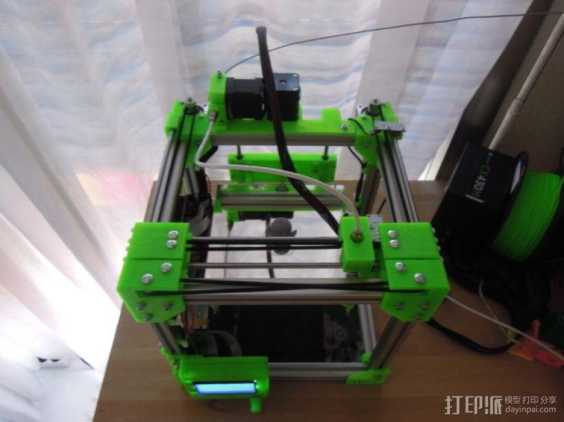 Core XY Printer打印机 3D模型  图27