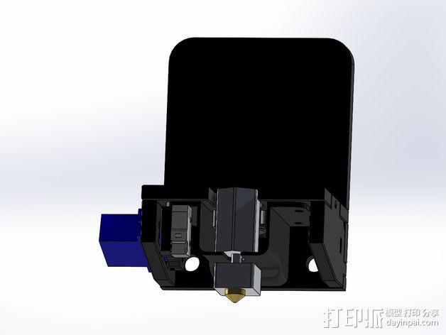 六边形风扇罩 3D模型  图5