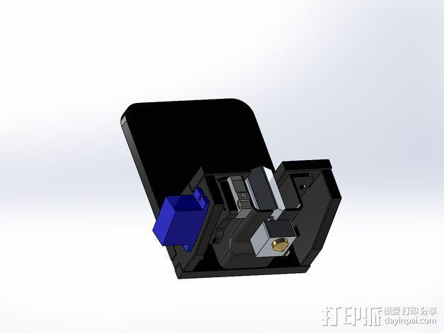六边形风扇罩 3D模型  图9