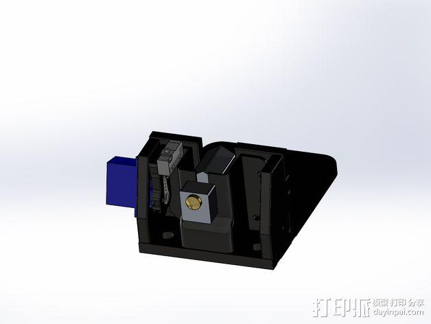 六边形风扇罩 3D模型  图8