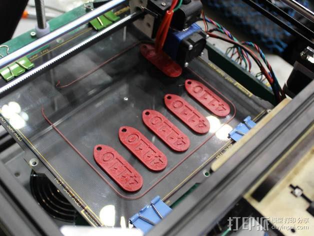 Griffinbot 3D打印机 3D模型  图4