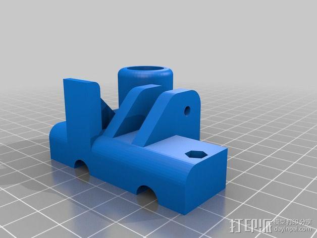Griffinbot 3D打印机 3D模型  图8