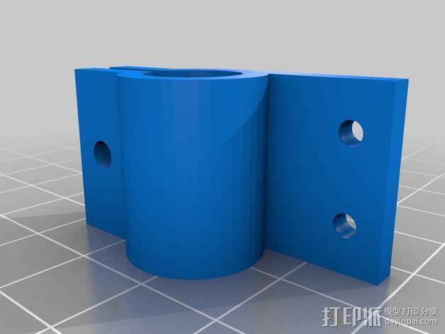 Griffinbot 3D打印机 3D模型  图7