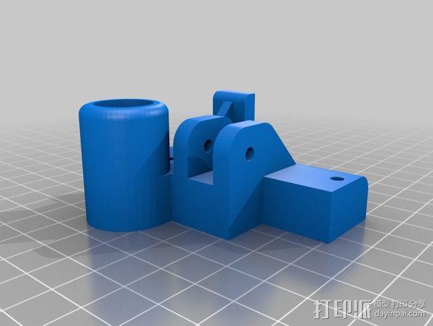 Griffinbot 3D打印机 3D模型  图10