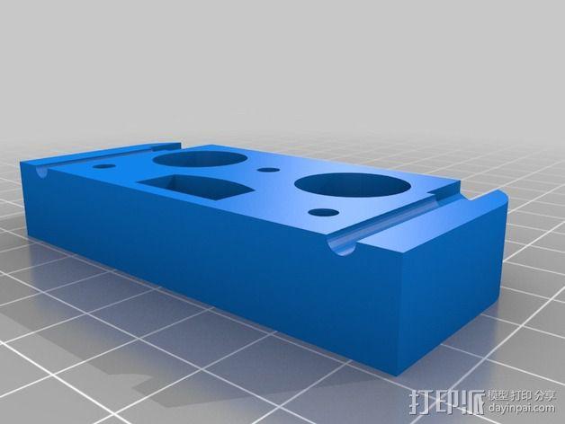 Griffinbot 3D打印机 3D模型  图11
