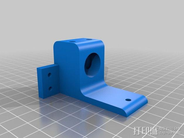 Griffinbot 3D打印机 3D模型  图12