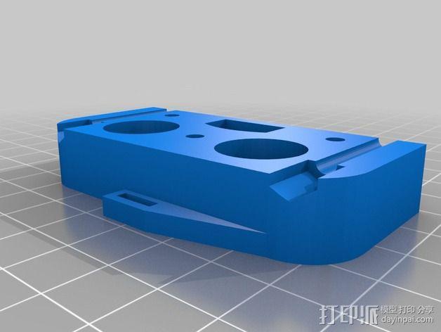 Griffinbot 3D打印机 3D模型  图13