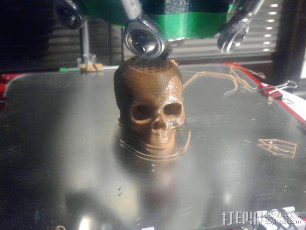 deLtabot 3D 打印机 3D模型  图14