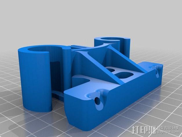 deLtabot 3D 打印机 3D模型  图18