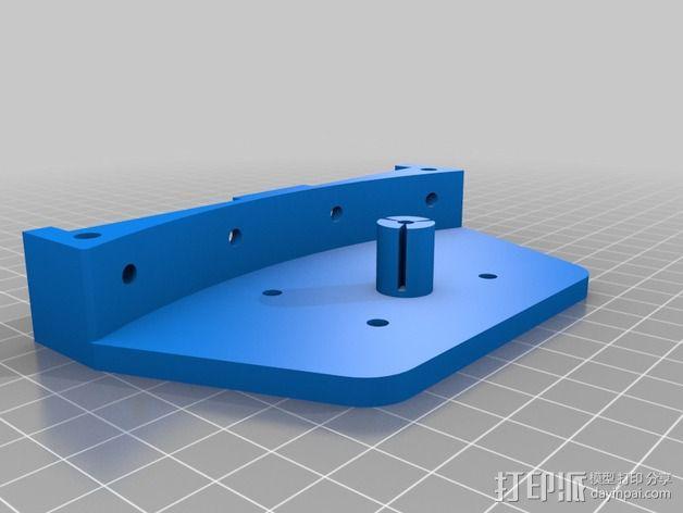 deLtabot 3D 打印机 3D模型  图20