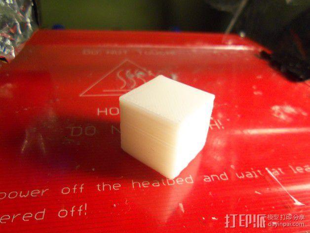 中空刻度块 3D模型  图6