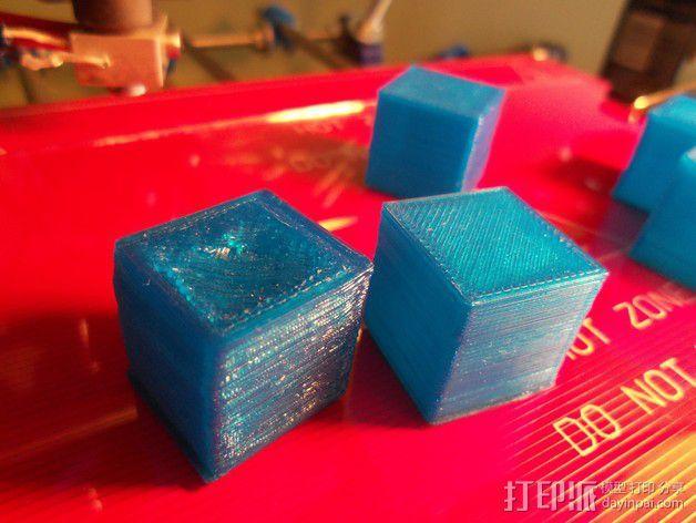 中空刻度块 3D模型  图7