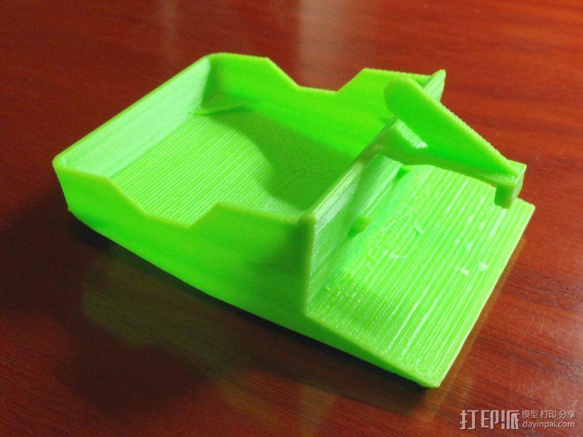 风扇座风扇架 3D模型  图4
