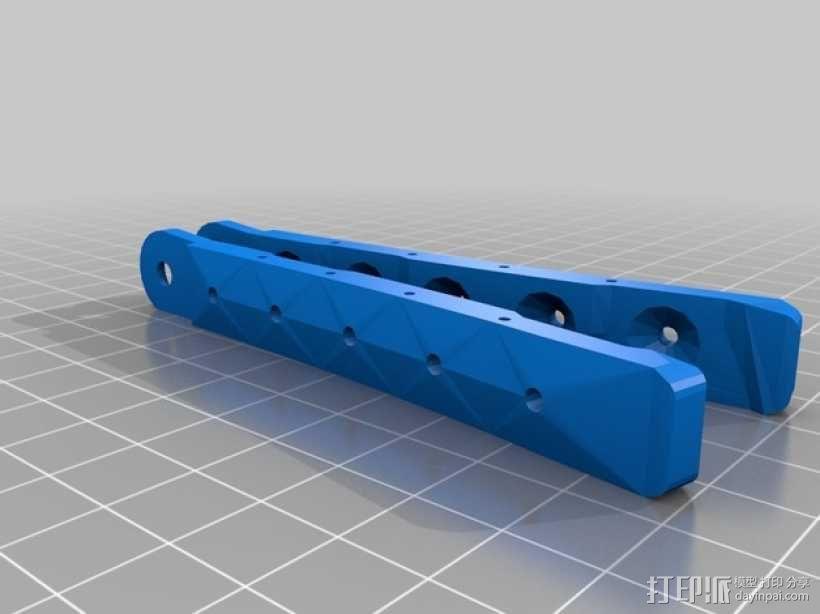 仿生手 义肢 3D模型  图4