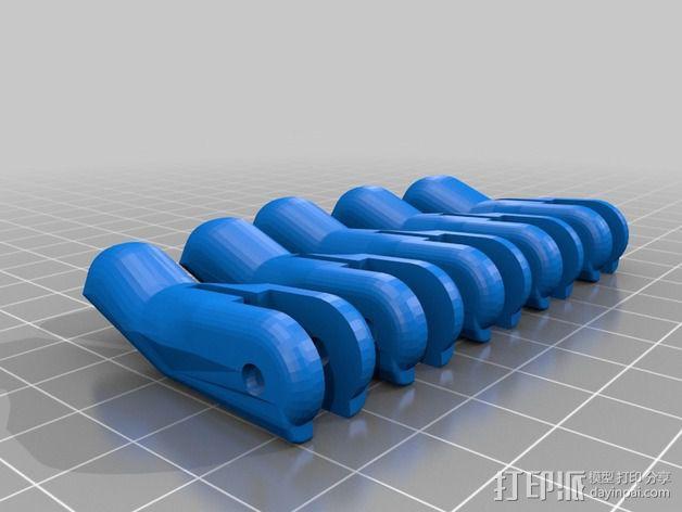 仿生手 义肢 3D模型  图9