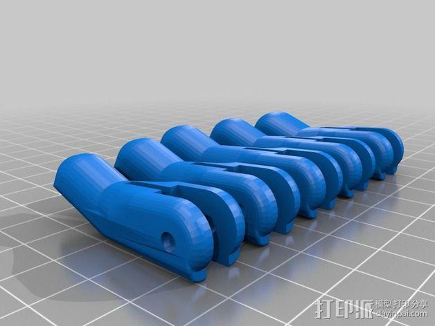 仿生手 义肢 3D模型  图10