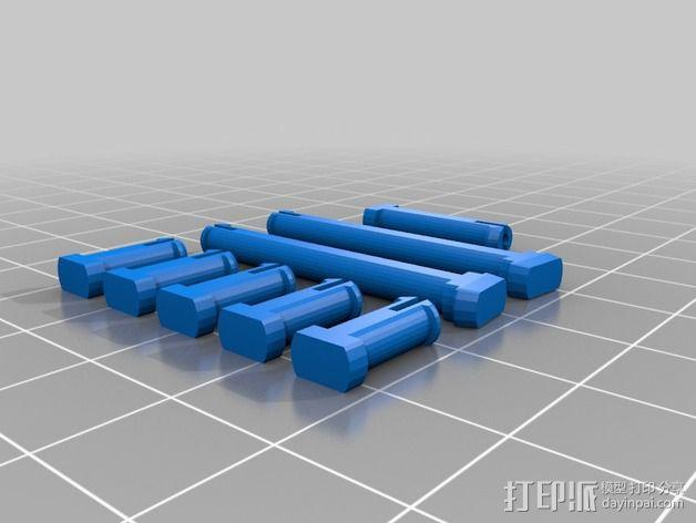 仿生手 义肢 3D模型  图12