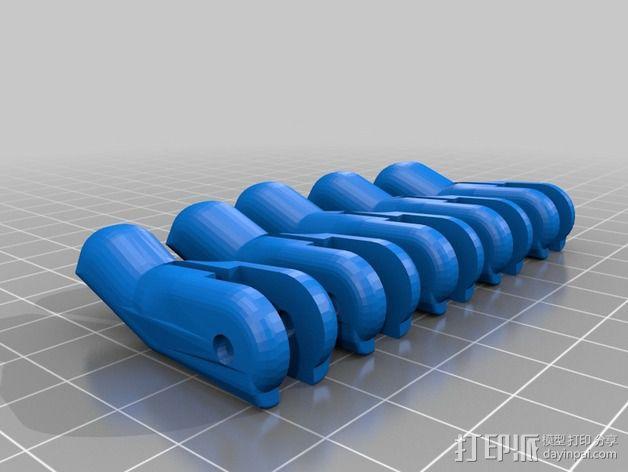 仿生手 义肢 3D模型  图11