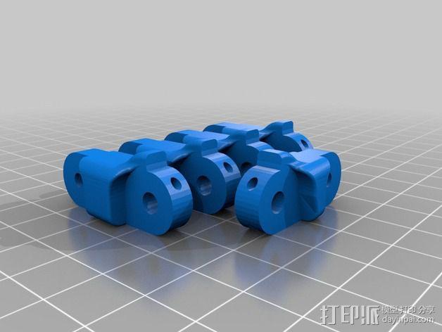 仿生手 义肢 3D模型  图14