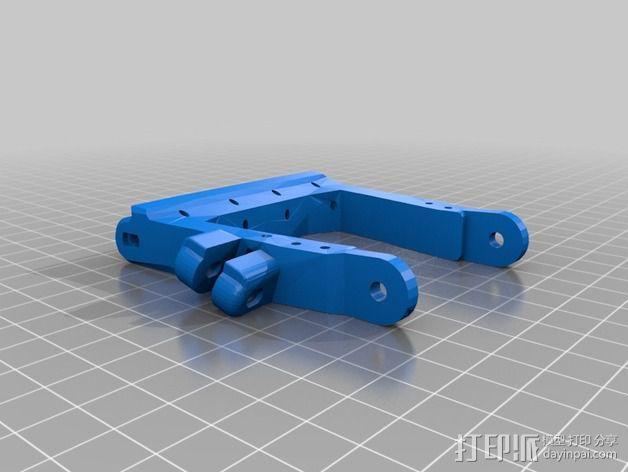 仿生手 义肢 3D模型  图16