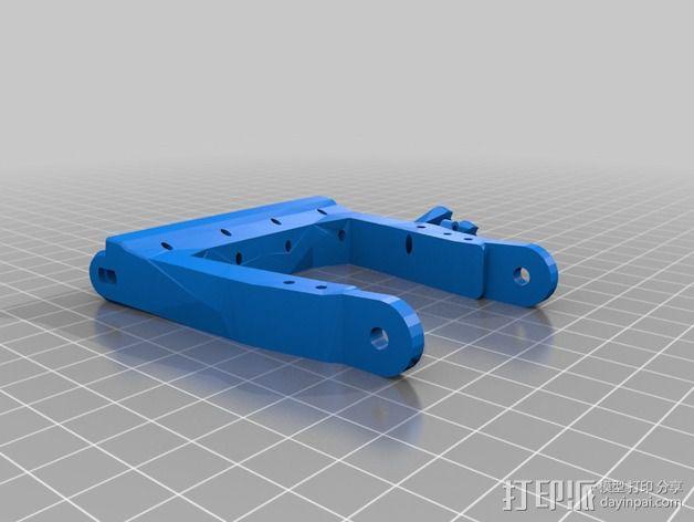 仿生手 义肢 3D模型  图15