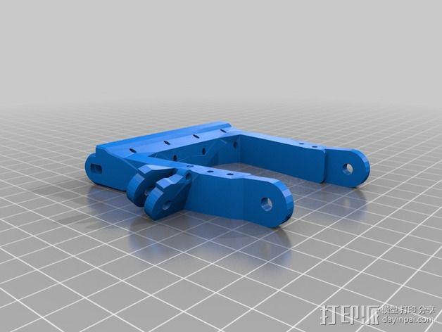 仿生手 义肢 3D模型  图17