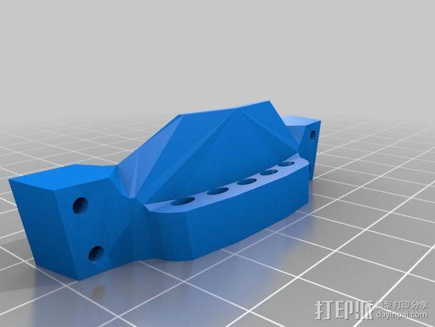 仿生手 义肢 3D模型  图19