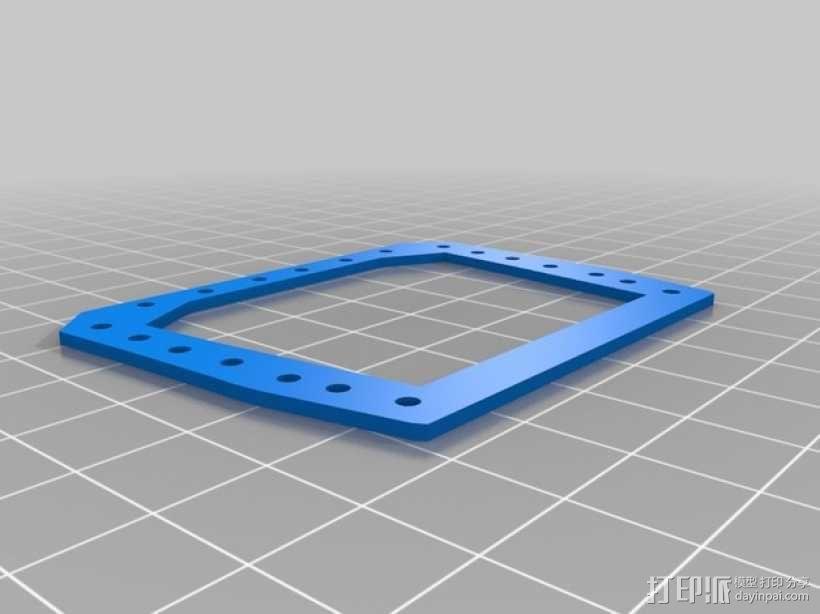 仿生手 义肢 3D模型  图21